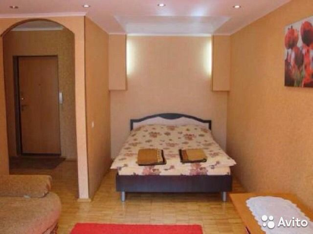 1 комнатная квартира с нишей дизайн фото