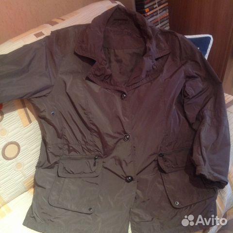 Куртки 58 размера Москва