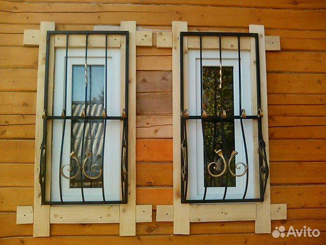 Решетки на окна чебоксары