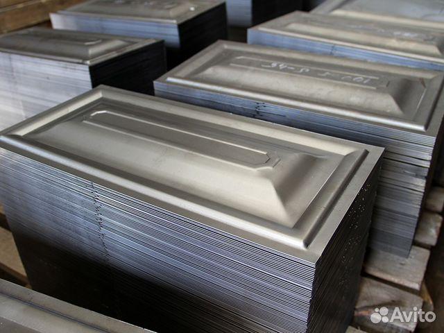 производство металлической филенки