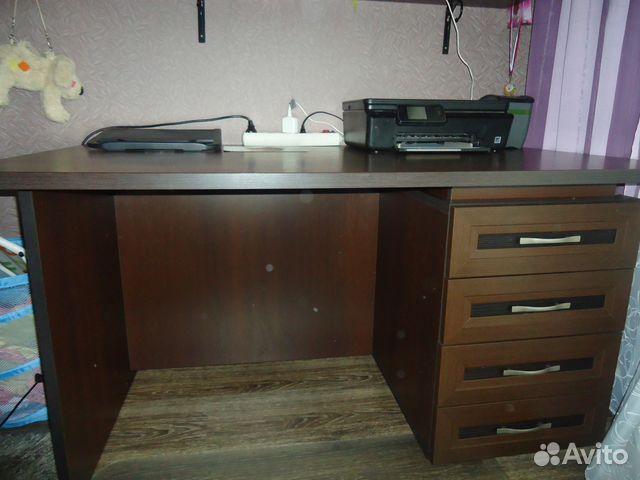 Лазурит письменный стол