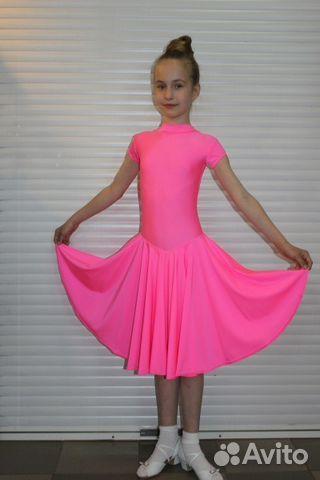 Бальные платья для девочек на авито