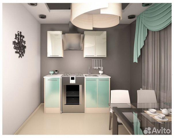 Кухню по модулям