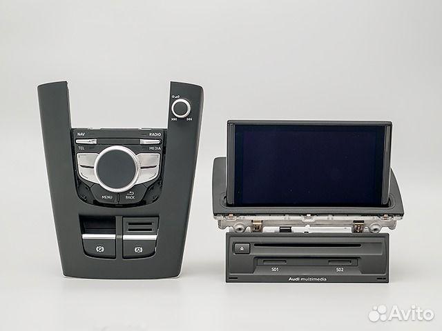 Навигация MMI 3G Plus Audi A3 с MMI Touch