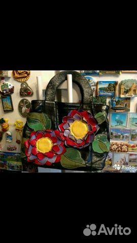 4b48b9414113 Сумки ручной работы из натуральной кожи купить в Московской области ...