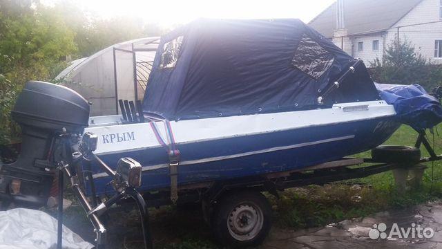 продажа бу лодок крым в украине