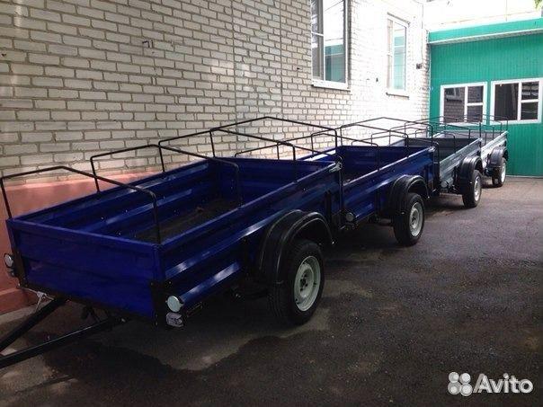 прицеп лодочный бу купить в ростовской обл на авито