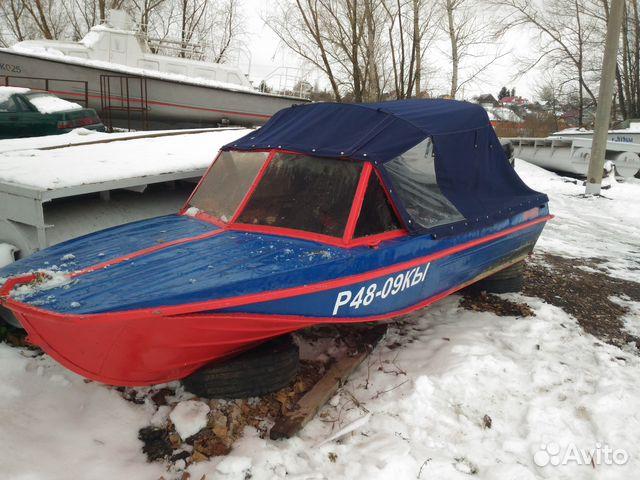 купить лодку казанку в москве недорого