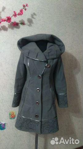7b17304dfbe1 Осеннее пальто купить в Челябинской области на Avito — Объявления на ...