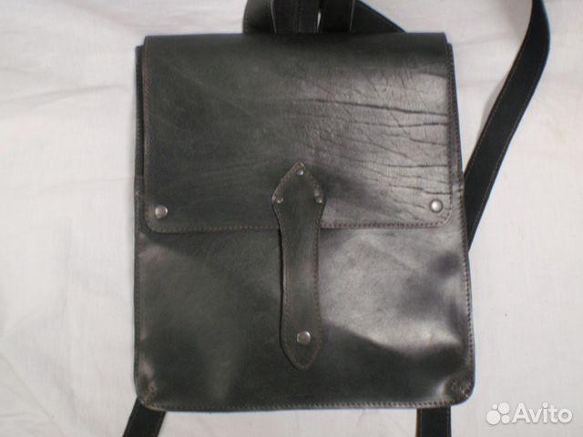 8e292883d133 Кожаный рюкзак -ранец ручной работы шара-4шо купить в Москве на ...