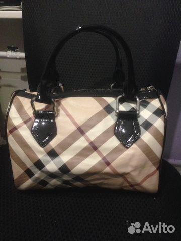Новая сумка Burberry   Festima.Ru - Мониторинг объявлений 549d7f266f5