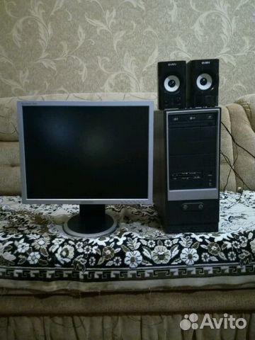 Продам процессор LG, монитор Samsung, динамики, вс