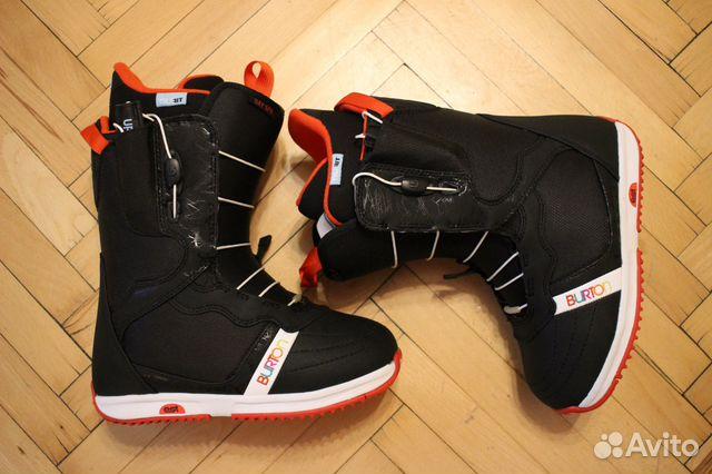 c990405f Ботинки для сноуборда Nike Zoom Kaiju   Festima.Ru - Мониторинг ...