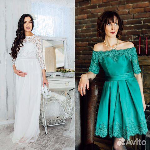 5db7e287deb Вечерние платья для беременных и не только прокат