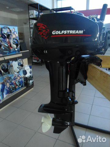 четырехтактные лодочные моторы гольфстрем  цена