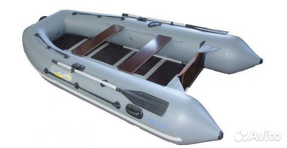 лодка пвх адмирал 340 купить в москве