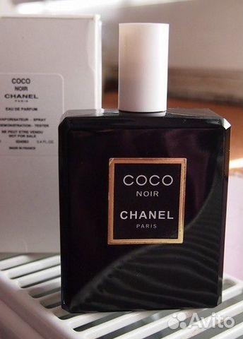 тестер Chanel Coco Noir Parfum купить в свердловской области на