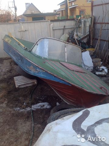 моторные лодки казанка купить хабаровск