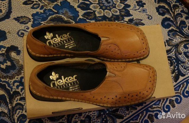 e5578d6b8 Обувь Rieker 38 размер купить в Свердловской области на Avito ...