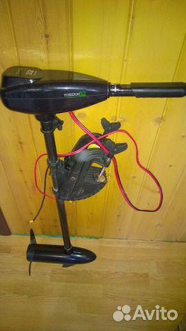 лодочные электромоторы купить на авито
