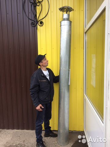 Дымоход железный красноярск газовая колонка форум без дымохода