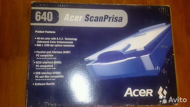 ACER SCAN PRISA 640P TREIBER WINDOWS 7