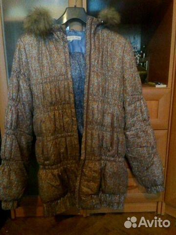 Куртка пуховик для беременных moDress купить в Москве на Avito ... 5951ef09d68