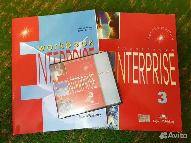 Где купить учебник enterprise в севастополе
