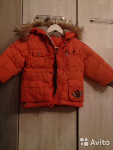 a3b431e4094 Куртка зимняя Аляска купить в Самарской области на Avito ...