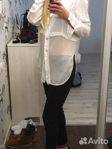 Блузка новая размер 44-46 89174615194 купить 2