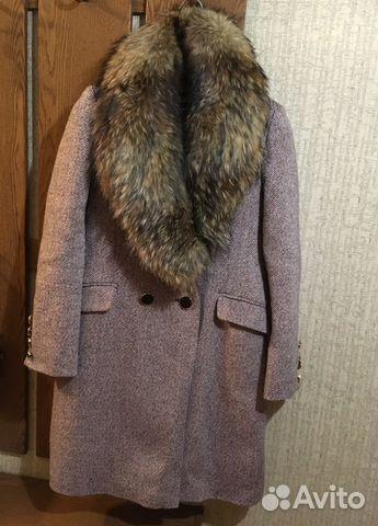 пальто осенне зимнее Festimaru мониторинг объявлений