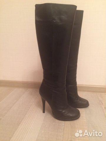 Сапоги кожаные зимние Mascotte   Festima.Ru - Мониторинг объявлений ec24e64e8c0