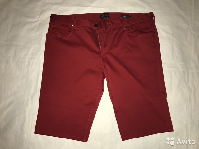 Armani jeans шорты оригинал   Festima.Ru - Мониторинг объявлений 5cd37665daa