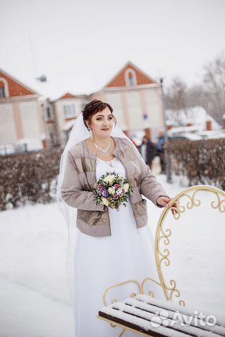 2e29d774df9e0ce Свадебное платье купить в Республике Чувашия на Avito — Объявления ...