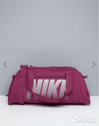 20d8ebe01996 Спортивные сумки Nike и adidas оригинал - Личные вещи, Одежда, обувь,  аксессуары - Пермский край, Чайковский - Объявления на сайте Авито