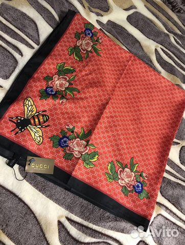 93041bfd3a25 Платки Gucci | Festima.Ru - Мониторинг объявлений