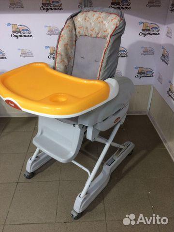 Детский стул для кормления. Доставка бесплатно 89242221853 купить 1