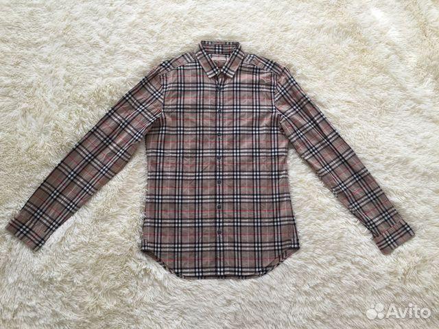 224d251273ce Рубашка Burberry Brit оригинал купить в Санкт-Петербурге на Avito ...