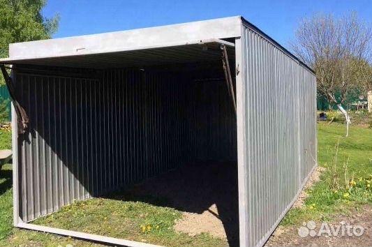 Продажа металлических разборных гаражей вязники купить гараж для хранения овощей
