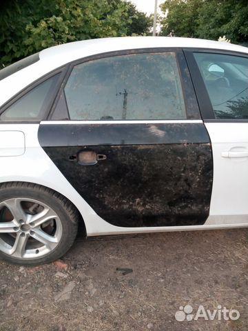 Audi A4 B8 дверь задняя L8 купить в краснодарском крае на Avito