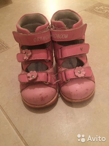 76e00ea9e41a4 Детская ортопедическая обувь купить в Республике Дагестан на Avito ...