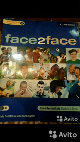 Face To Face Intermediate Student Book