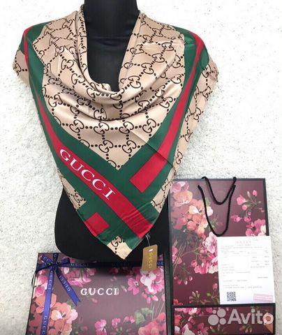 e2b36adc0e89 Платок Gucci | Festima.Ru - Мониторинг объявлений