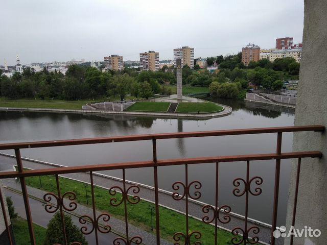 Продается четырехкомнатная квартира за 9 500 000 рублей. Город Орел наб Дубровинского д 74.