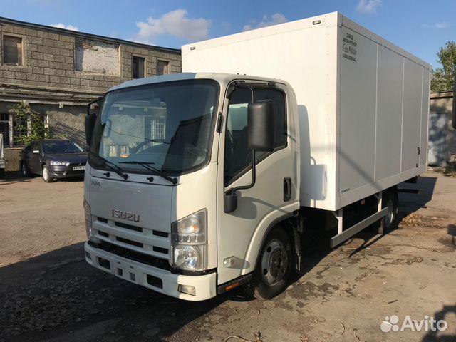 e890a83cdfc08 Isuzu NMR 85H Промтоварный фургон / европромка купить в Санкт ...