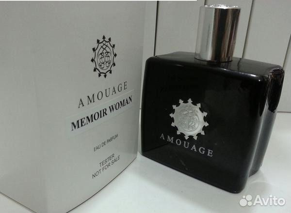 Amouage Memoir Woman тестер купить в краснодарском крае на Avito