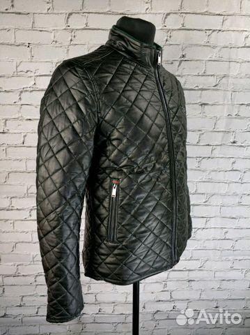 01e01558bf80 Gucci-Black Мужская куртка купить в Москве на Avito — Объявления на ...
