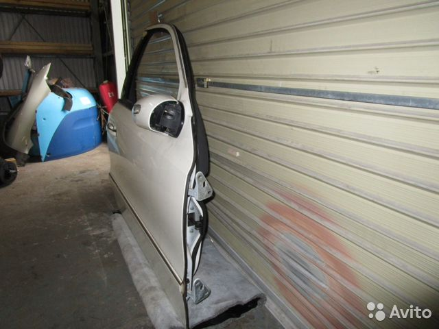 Дверь передняя правая Mercedes-Benz W211 E55AMG 89242349494 купить 2