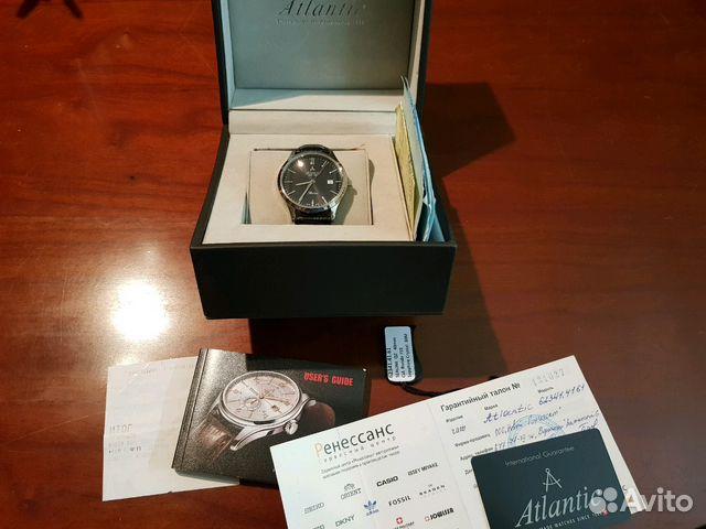 a7fc21d4 Часы наручные Atlantic (Атлантик) оригинал купить в Санкт-Петербурге ...