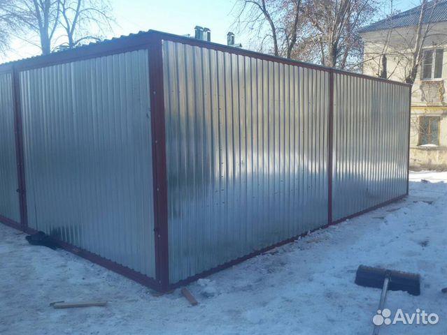 Куплю гараж ракушку в оренбурге купить гараж большой площади